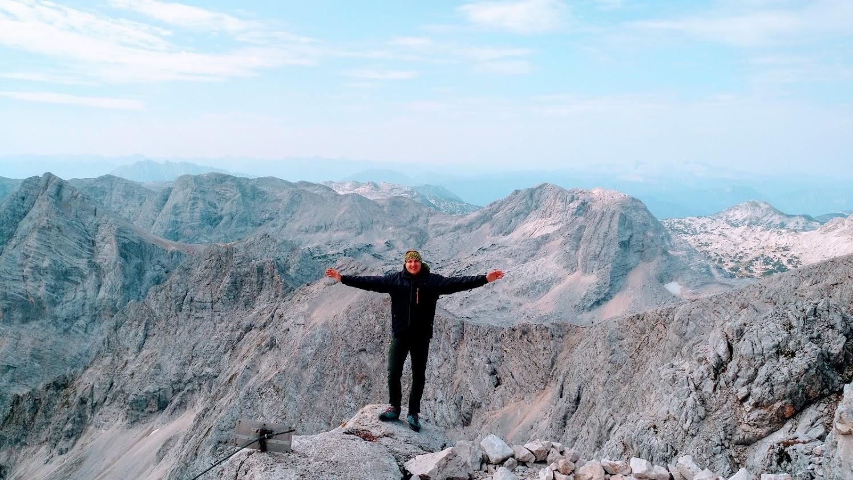Klettersteig Priel : Auf den großen priel über die welser hütte « rot weiß rote brille